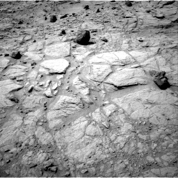 Nasa's Mars rover Curiosity acquired this image using its Right Navigation Camera on Sol 739, at drive 718, site number 41