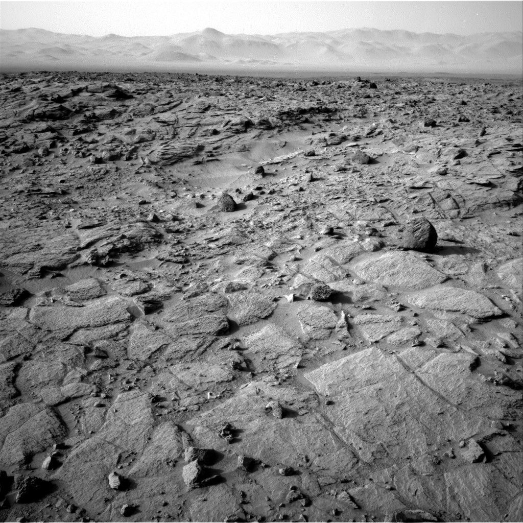 Nasa's Mars rover Curiosity acquired this image using its Right Navigation Camera on Sol 739, at drive 748, site number 41