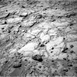 Nasa's Mars rover Curiosity acquired this image using its Right Navigation Camera on Sol 740, at drive 754, site number 41
