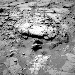 Nasa's Mars rover Curiosity acquired this image using its Right Navigation Camera on Sol 740, at drive 772, site number 41