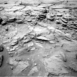 Nasa's Mars rover Curiosity acquired this image using its Right Navigation Camera on Sol 740, at drive 790, site number 41