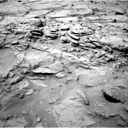Nasa's Mars rover Curiosity acquired this image using its Right Navigation Camera on Sol 740, at drive 802, site number 41