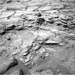 Nasa's Mars rover Curiosity acquired this image using its Right Navigation Camera on Sol 740, at drive 808, site number 41