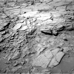 Nasa's Mars rover Curiosity acquired this image using its Right Navigation Camera on Sol 740, at drive 820, site number 41