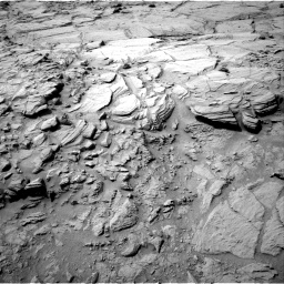 Nasa's Mars rover Curiosity acquired this image using its Right Navigation Camera on Sol 740, at drive 826, site number 41