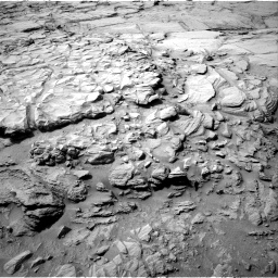 Nasa's Mars rover Curiosity acquired this image using its Right Navigation Camera on Sol 740, at drive 832, site number 41