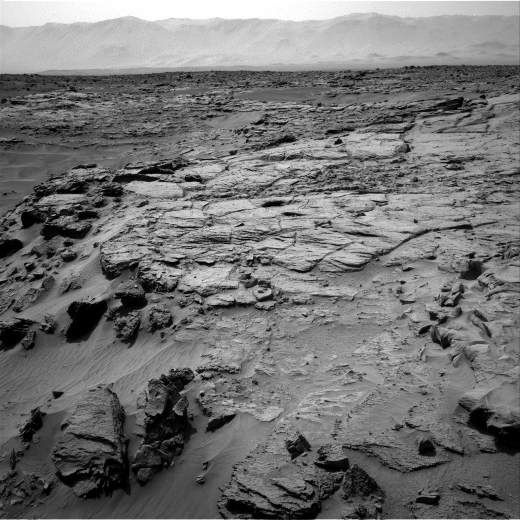 Nasa's Mars rover Curiosity acquired this image using its Right Navigation Camera on Sol 740, at drive 838, site number 41