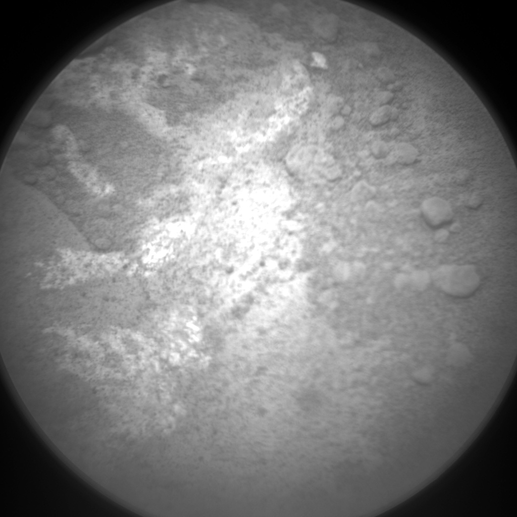 Nasa's Mars rover Curiosity acquired this image using its Chemistry & Camera (ChemCam) on Sol 741, at drive 838, site number 41
