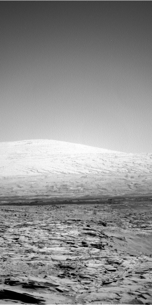 Nasa's Mars rover Curiosity acquired this image using its Left Navigation Camera on Sol 741, at drive 838, site number 41