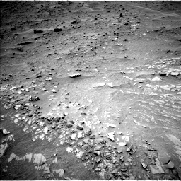 Nasa's Mars rover Curiosity acquired this image using its Left Navigation Camera on Sol 743, at drive 850, site number 41