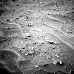 Nasa's Mars rover Curiosity acquired this image using its Left Navigation Camera on Sol 743, at drive 928, site number 41