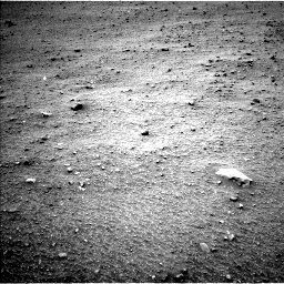 Nasa's Mars rover Curiosity acquired this image using its Left Navigation Camera on Sol 743, at drive 976, site number 41