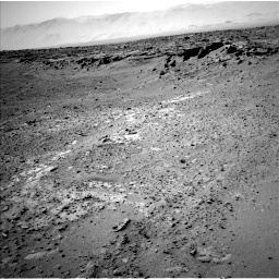 Nasa's Mars rover Curiosity acquired this image using its Left Navigation Camera on Sol 743, at drive 1120, site number 41