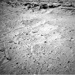 Nasa's Mars rover Curiosity acquired this image using its Left Navigation Camera on Sol 743, at drive 1240, site number 41