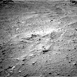 Nasa's Mars rover Curiosity acquired this image using its Left Navigation Camera on Sol 743, at drive 1270, site number 41