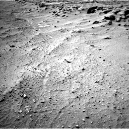 Nasa's Mars rover Curiosity acquired this image using its Left Navigation Camera on Sol 743, at drive 1282, site number 41