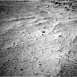 Nasa's Mars rover Curiosity acquired this image using its Left Navigation Camera on Sol 743, at drive 1288, site number 41