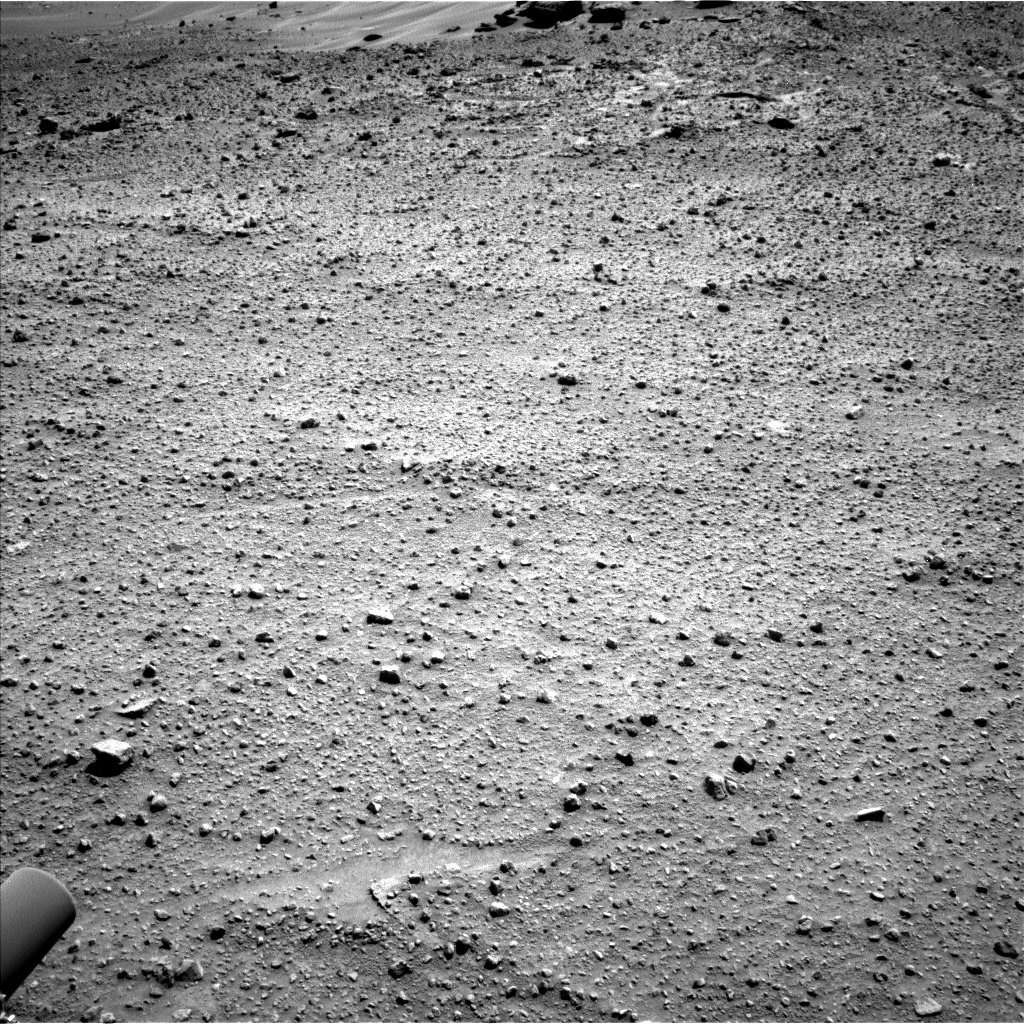 Nasa's Mars rover Curiosity acquired this image using its Left Navigation Camera on Sol 743, at drive 1306, site number 41