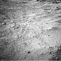 Nasa's Mars rover Curiosity acquired this image using its Left Navigation Camera on Sol 743, at drive 1318, site number 41