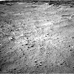 Nasa's Mars rover Curiosity acquired this image using its Left Navigation Camera on Sol 743, at drive 1324, site number 41