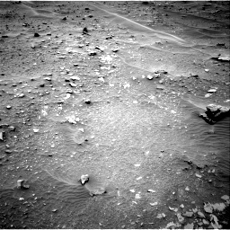 Nasa's Mars rover Curiosity acquired this image using its Right Navigation Camera on Sol 743, at drive 874, site number 41