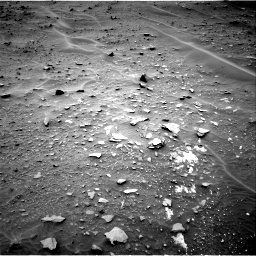 Nasa's Mars rover Curiosity acquired this image using its Right Navigation Camera on Sol 743, at drive 898, site number 41