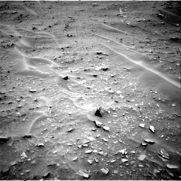 Nasa's Mars rover Curiosity acquired this image using its Right Navigation Camera on Sol 743, at drive 910, site number 41
