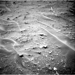 Nasa's Mars rover Curiosity acquired this image using its Right Navigation Camera on Sol 743, at drive 922, site number 41
