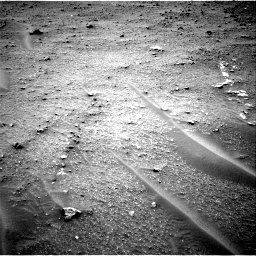 Nasa's Mars rover Curiosity acquired this image using its Right Navigation Camera on Sol 743, at drive 946, site number 41