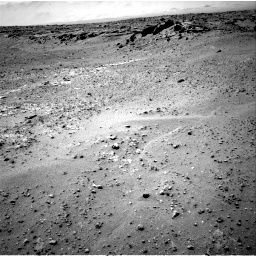 Nasa's Mars rover Curiosity acquired this image using its Right Navigation Camera on Sol 743, at drive 1108, site number 41