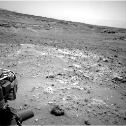 Nasa's Mars rover Curiosity acquired this image using its Right Navigation Camera on Sol 743, at drive 1126, site number 41