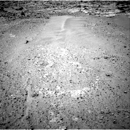 Nasa's Mars rover Curiosity acquired this image using its Right Navigation Camera on Sol 743, at drive 1150, site number 41