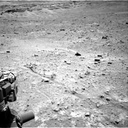 Nasa's Mars rover Curiosity acquired this image using its Right Navigation Camera on Sol 743, at drive 1192, site number 41