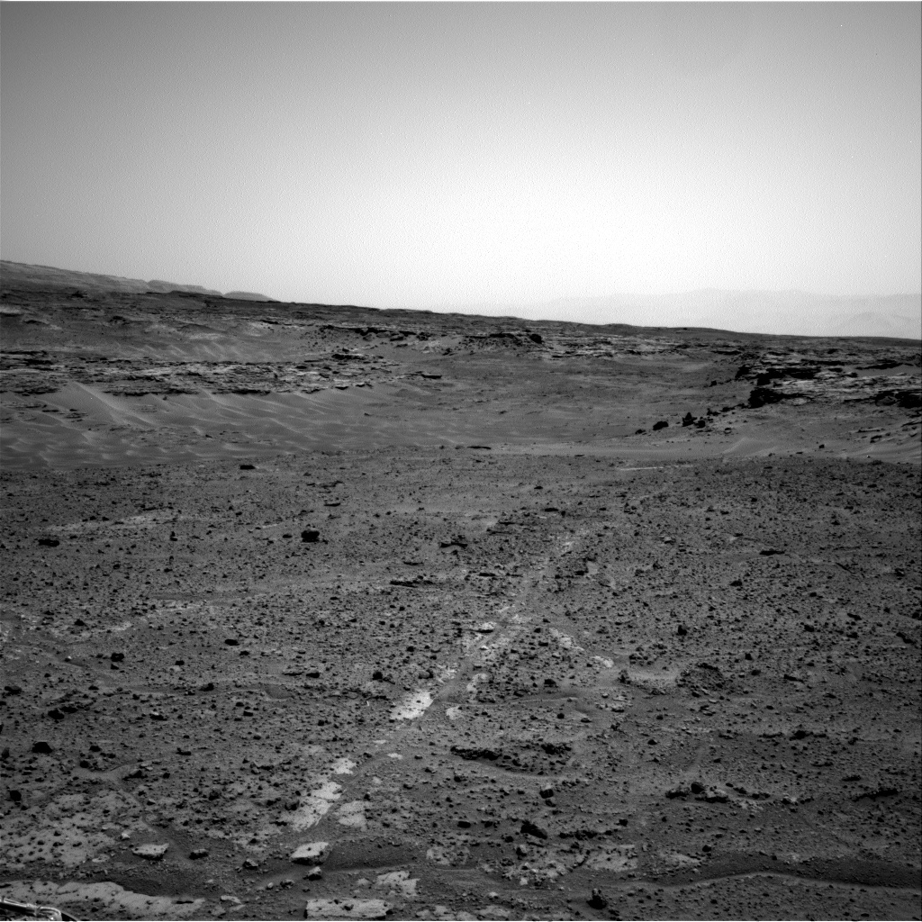 Nasa's Mars rover Curiosity acquired this image using its Right Navigation Camera on Sol 743, at drive 1240, site number 41
