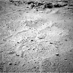 Nasa's Mars rover Curiosity acquired this image using its Right Navigation Camera on Sol 743, at drive 1252, site number 41