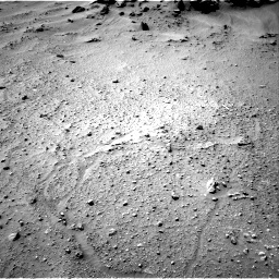 Nasa's Mars rover Curiosity acquired this image using its Right Navigation Camera on Sol 743, at drive 1276, site number 41