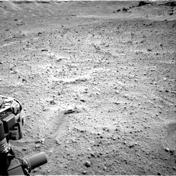 Nasa's Mars rover Curiosity acquired this image using its Right Navigation Camera on Sol 743, at drive 1282, site number 41