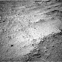 Nasa's Mars rover Curiosity acquired this image using its Right Navigation Camera on Sol 743, at drive 1318, site number 41