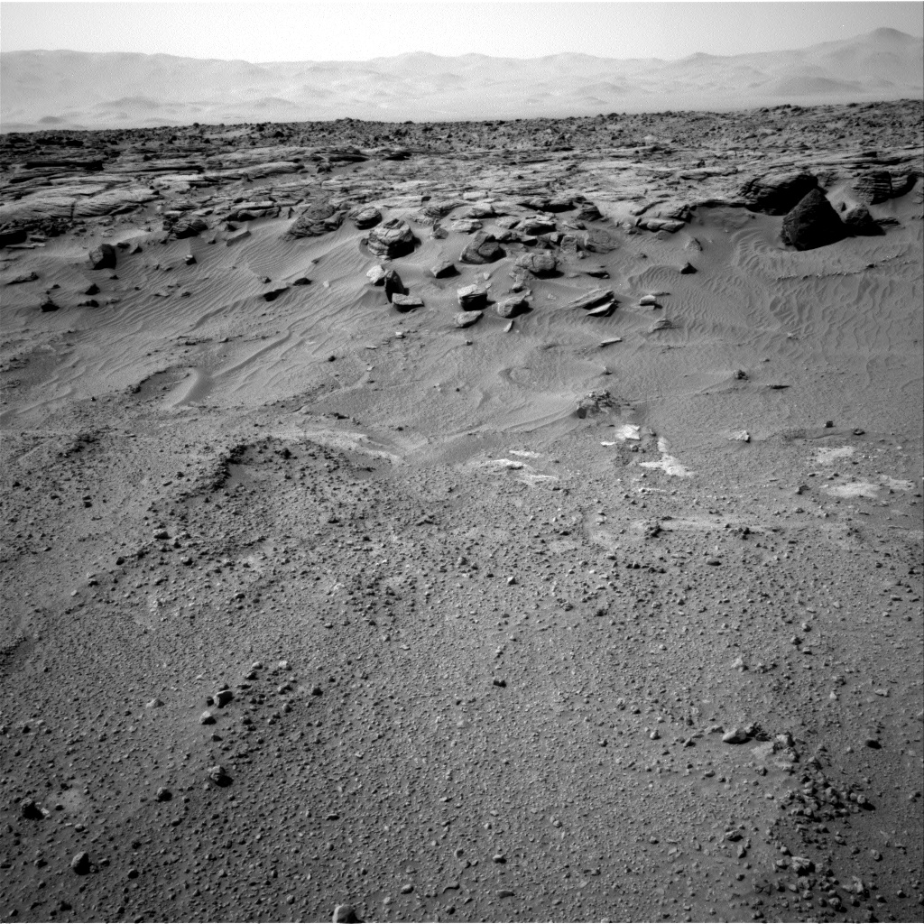 Nasa's Mars rover Curiosity acquired this image using its Right Navigation Camera on Sol 743, at drive 1330, site number 41
