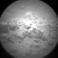 Image taken by ChemCam: Remote Micro-Imager