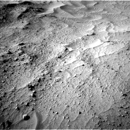 Nasa's Mars rover Curiosity acquired this image using its Left Navigation Camera on Sol 744, at drive 1498, site number 41