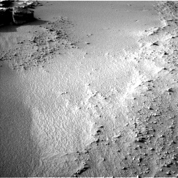 Nasa's Mars rover Curiosity acquired this image using its Left Navigation Camera on Sol 744, at drive 1564, site number 41
