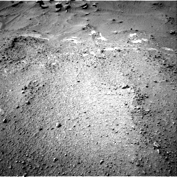 Nasa's Mars rover Curiosity acquired this image using its Right Navigation Camera on Sol 744, at drive 1336, site number 41