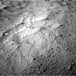 Nasa's Mars rover Curiosity acquired this image using its Right Navigation Camera on Sol 744, at drive 1492, site number 41