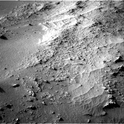 Nasa's Mars rover Curiosity acquired this image using its Right Navigation Camera on Sol 744, at drive 1540, site number 41