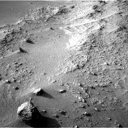 Nasa's Mars rover Curiosity acquired this image using its Right Navigation Camera on Sol 744, at drive 1546, site number 41