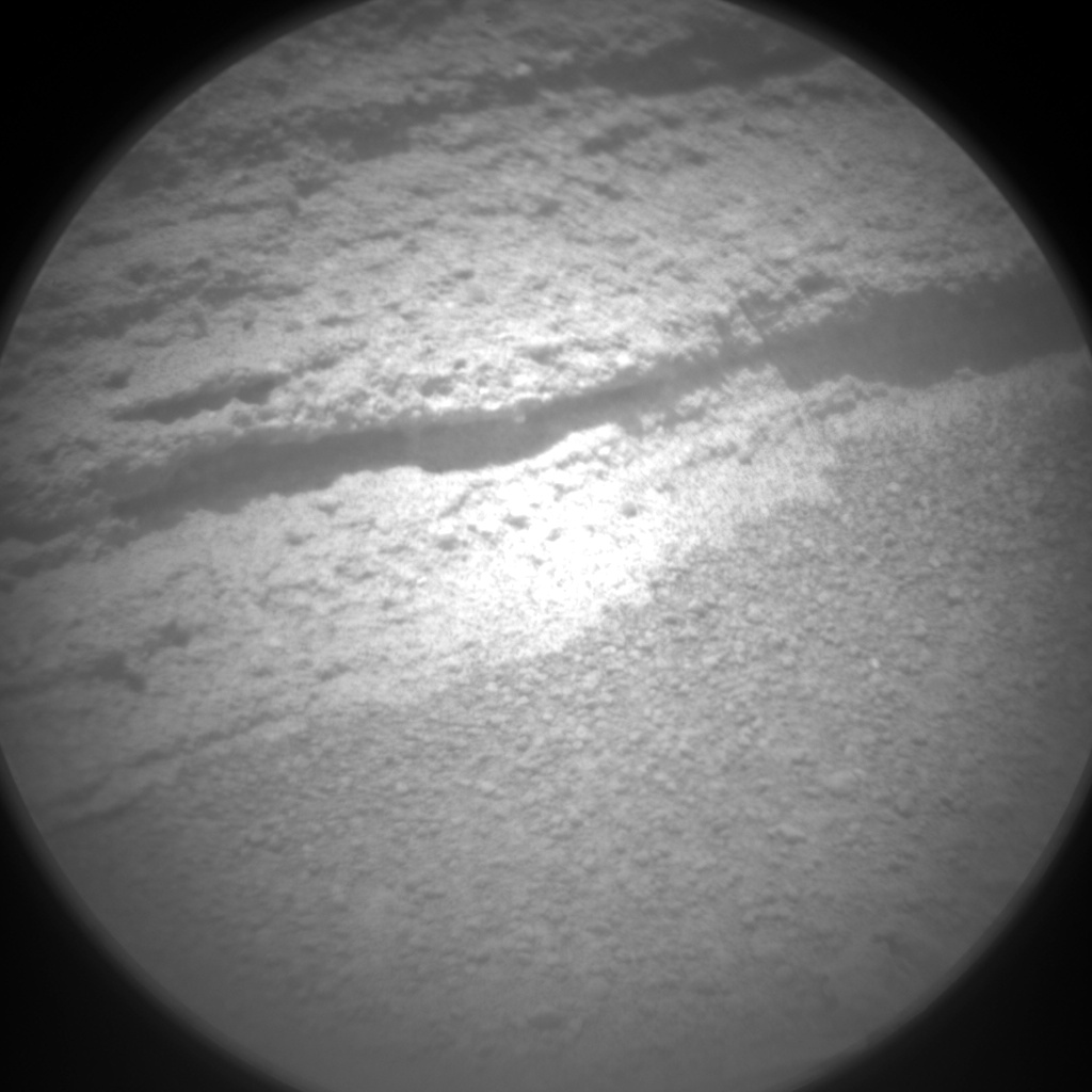 Nasa's Mars rover Curiosity acquired this image using its Chemistry & Camera (ChemCam) on Sol 746, at drive 1570, site number 41