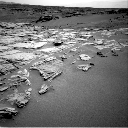 Nasa's Mars rover Curiosity acquired this image using its Right Navigation Camera on Sol 746, at drive 1570, site number 41