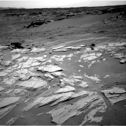Nasa's Mars rover Curiosity acquired this image using its Right Navigation Camera on Sol 746, at drive 1600, site number 41