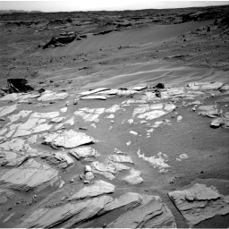 Nasa's Mars rover Curiosity acquired this image using its Right Navigation Camera on Sol 746, at drive 1606, site number 41